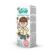 DOKTOR SIRUP Kalciový sirup biela čokoláda a vanilka 100 ml