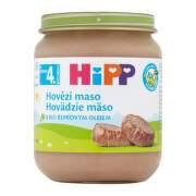HiPP Príkrm BIO hovädzie mäso pyré 125 g