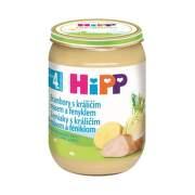 HiPP Príkrm zemiaky s kukuricou a morčacím mäsom 125 g