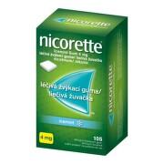 NICORETTE Icemint gum 4 mg 105 žuvačiek