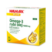 WALMARK Omega 3 rybí olej forte 90 kapsúl