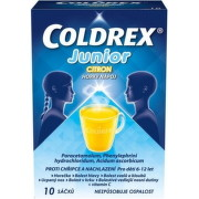 Coldrex Junior Citrón 10ks