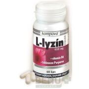 kompava L-LYZÍN EXTRA 400 mg cps 60