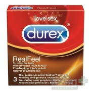 DUREX Real Feel 3ks