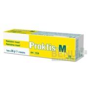 PROKTIS-M PLUS rektálna masť 30g