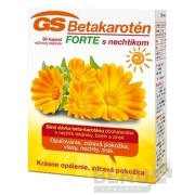 GS Betakarotén FORTE s nechtíkom cps 30
