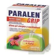 PARALEN GRIP horúci nápoj echinacea a šípky plo por 12vreciek