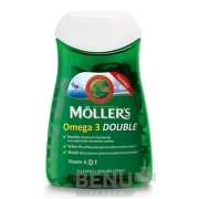MOLLER´S Omega 3 DOUBLE cps 112