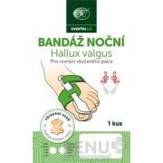 svorto BANDÁŽ NOČNÁ Hallux Valgus - pravá 1ks