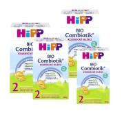 HiPP 2 BIO Combiotik (4-Balenie) 4x600 g