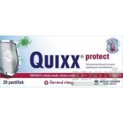 QUIXX protect pastilky 1x20 ks