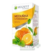 MEGAFYT Medovka s pomarančom 20x2g