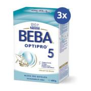 Beba optipro 5 (modra,inov.2019) 1x600 g - balenie 3 ks