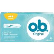 o.b. Original Normal hygienické tampóny 16 ks