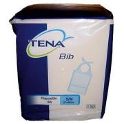 TENA DISPOSABLE BIB S/M 37X48 cm 150ks