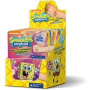 VIESTE Multivitamín SpongeBob + tetovanie BOX 1 set (12 packov)