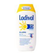 LADIVAL Allerg  gél SPF15 200 ml