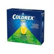 COLDREX Horúci nápoj Citrón 14 ks