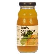 ZDRAVO 100% Marhuľovo-jablková šťava 200 ml
