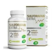 CARNOMED Sulforafan extra 60 kapsúl