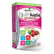 NUTRIKAŠA Probiotic cranberries 3 x 60g