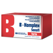 ZENTIVA B-Komplex forte 100 tabliet