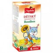 APOTHEKE BIO Detský bylinnný čaj roibos 20 x 1,5 g