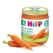 HiPP Príkrm prvá mrkva 125 g