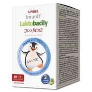 SWISS Imunit laktobacily junior 30 + 6 tabliet ZADARMO
