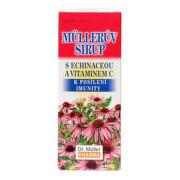 MÜLLEROV SIRUP s echinaceou a vitamínom C 320 g