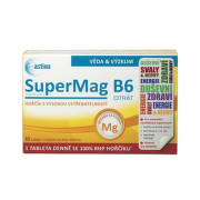 ASTINA SuperMag B6 60 tabliet