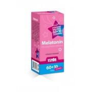 VIRDE Melatonín 60 + 10 kapsúl ZADARMO