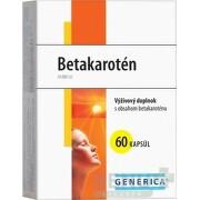 GENERICA Betakarotén cps 60