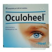 Oculoheel int oph 15x0,45 ml