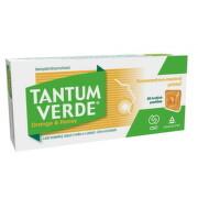 TANTUM VERDE Orange & Honey pas ord 20x3mg