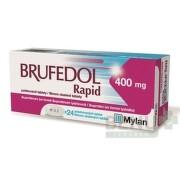 Brufedol Rapid 400 mg 1x24 ks tbl flm 24x400mg