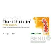 Dorithricin pas ord 20