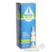 NASAL DUO ACTIVE 0,5/50 mg/ml aer nao 10ml