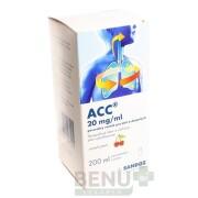 ACC 20 mg/ml perorálny roztok pre deti a dospelých 200ml