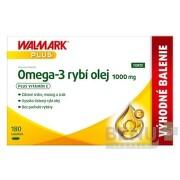 WALMARK Omega 3 rybí olej FORTE 1x180 ks cps 180