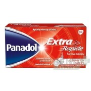 Panadol Extra Rapide tbl eff 12x500mg