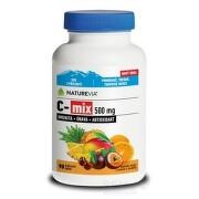 SWISS NATUREVIA C-mix 500 mg 1x90 ks