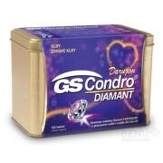 GS Condro DIAMANT darček 2019 tbl (zlatá doza) 1x120 ks