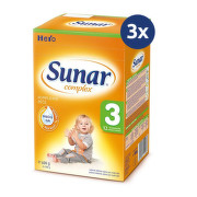 SUNAR COMPLEX 3 600g - balenie 3 ks