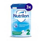 Nutrilon 2 800g - balenie 3 ks