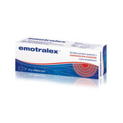 Emotralex rektálna masť 25g