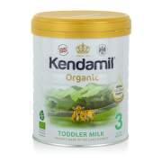 KENDAMIL BIO organické plnotučné batoľacie mlieko 3 DHA+ 800 g