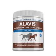 ALAVIS Multikomplex pre srsť a kopytá 400 g