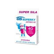 GS SUPERKY Antibio 10 kapsúl