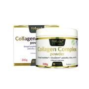 FIT 4 YOU Collagen Complex prášok s ananásovou príchuťou 300 g